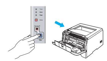 How to reset Brother Drum Cartridge DR-620