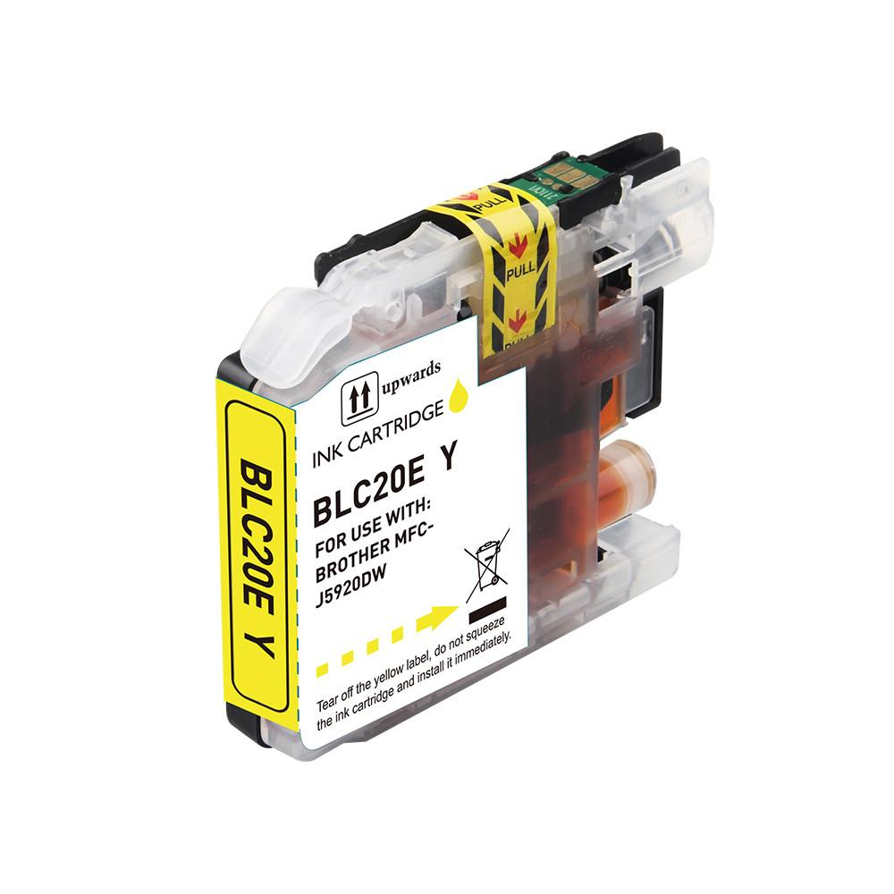 Ink Cartridge Compatible  Brother LC-20E XXL Yellow