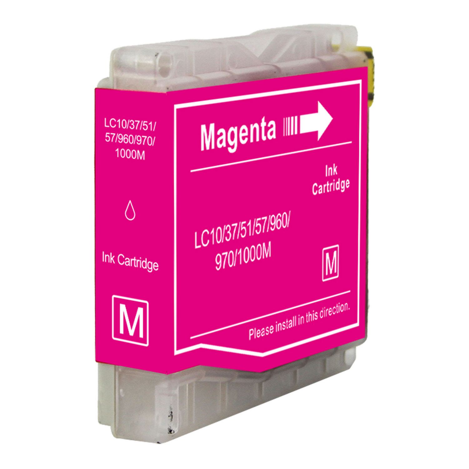 Ink Cartridge Compatible Brother LC-51 XXL (LC51) Magenta
