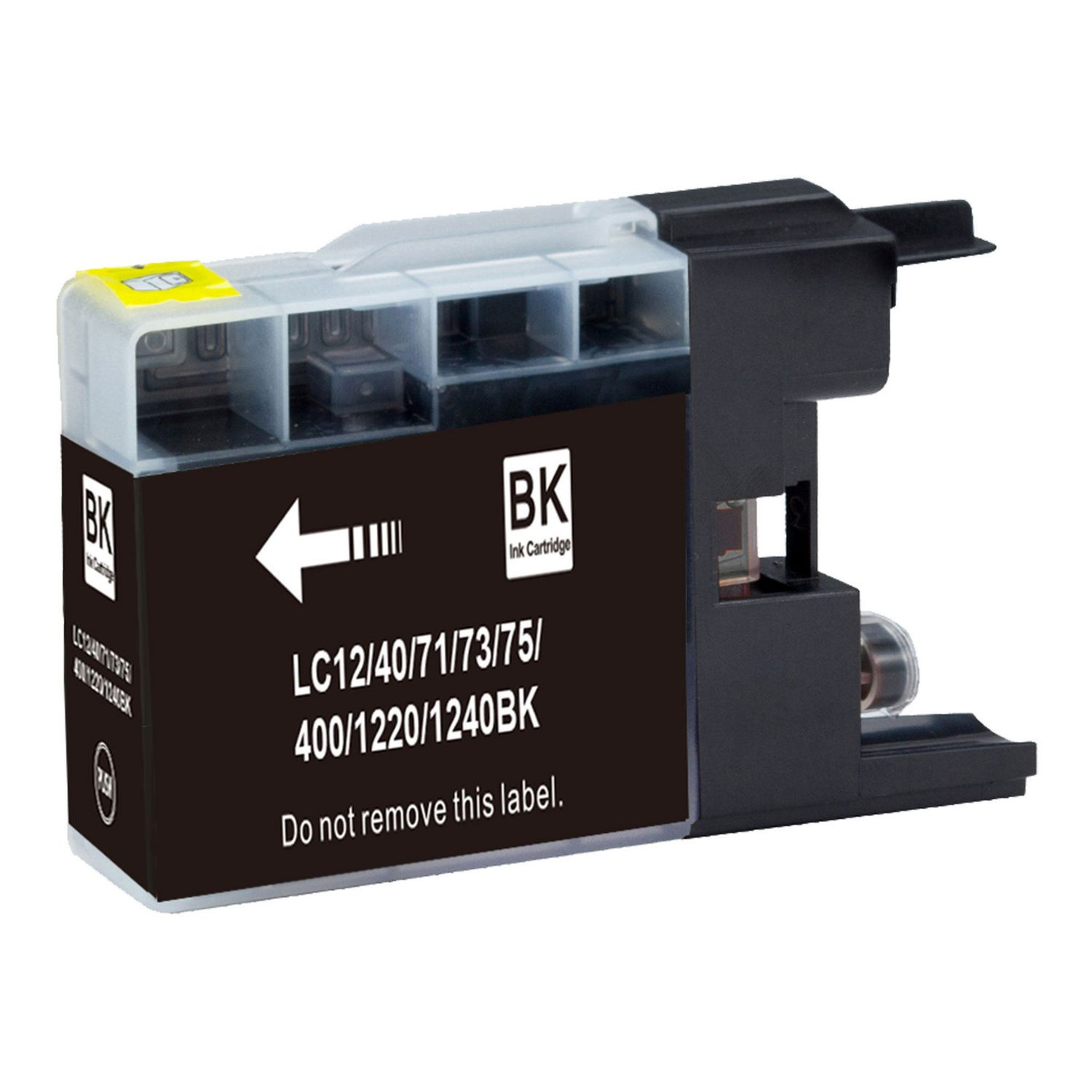 Ink Cartridge Compatible Brother LC-75 XL (LC75) Black