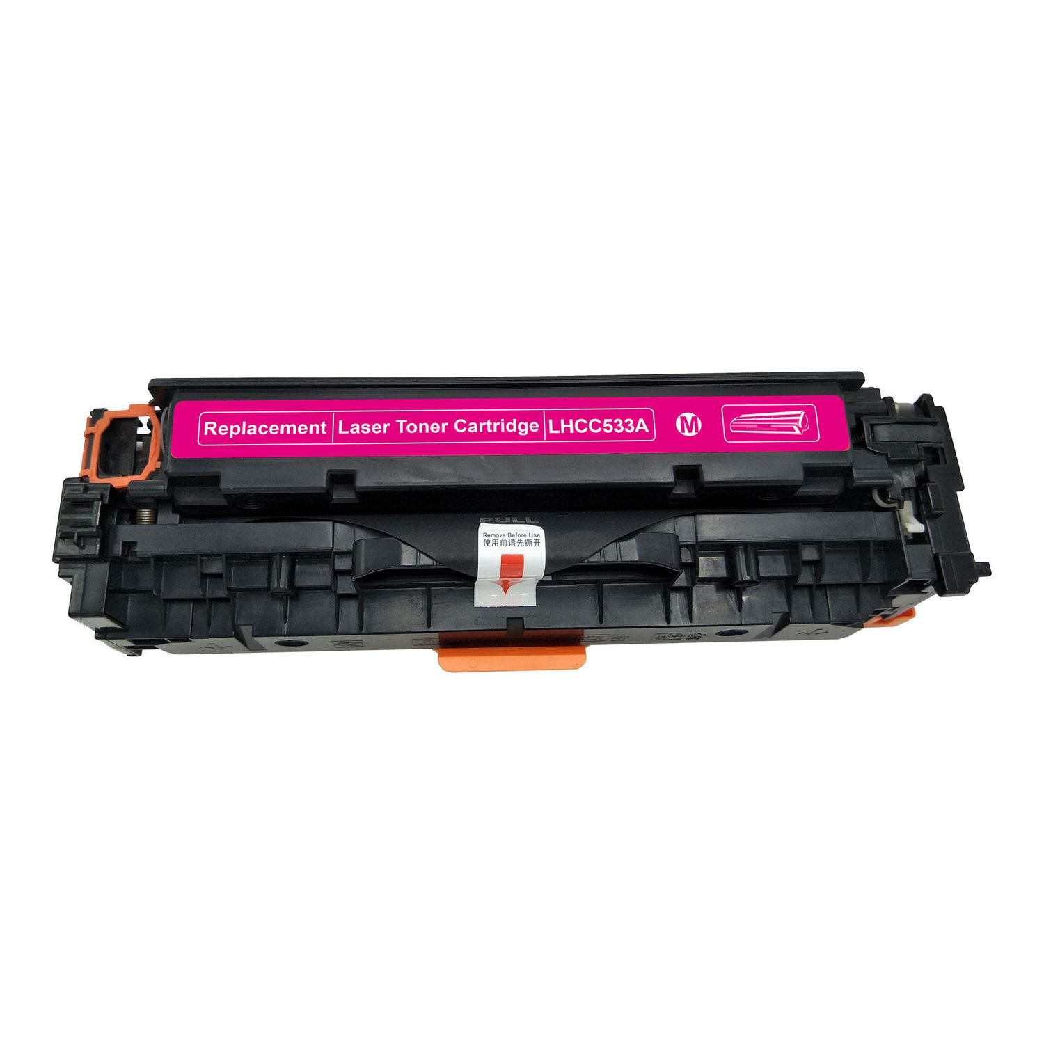 Toner Cartridge Compatible HP 304A (CC533A) Magenta