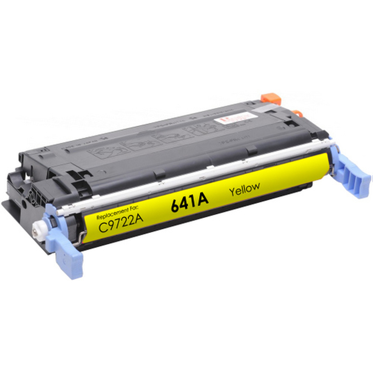 Toner Cartridge Compatible HP 641A (C9722A) Yellow