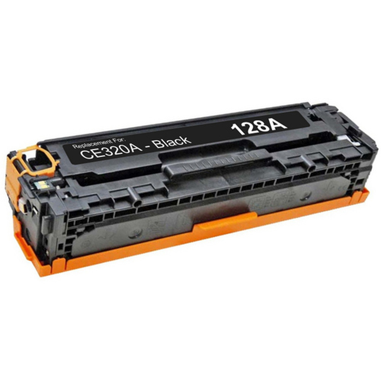 Toner Cartridge Compatible HP 128A (CE320A) Black