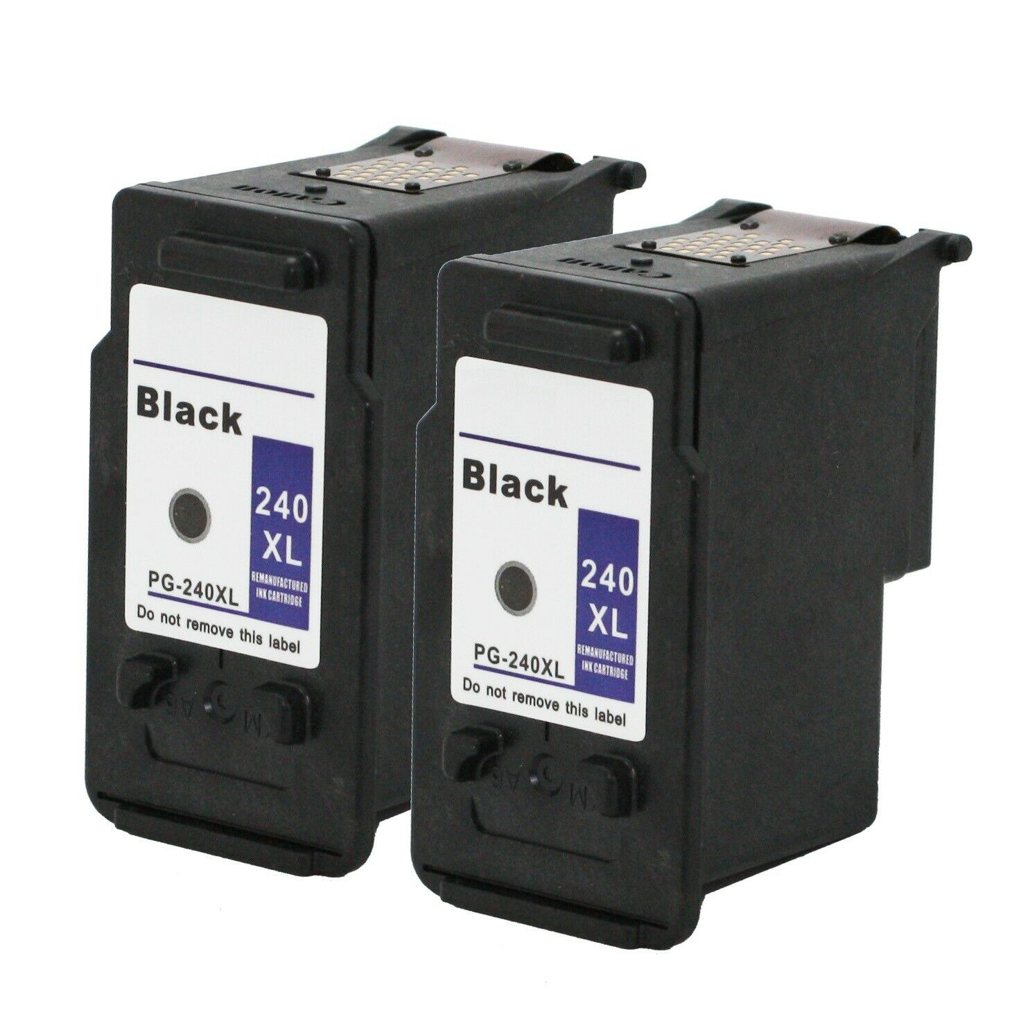2 Ink Cartridge Compatible Canon PG-240XL (5206B001) Black