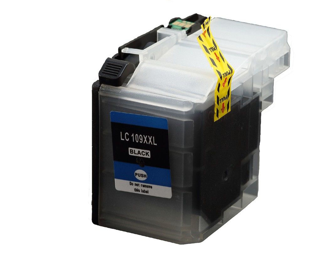 Ink Cartridge Compatible Brother LC-109 XXL (LC109) Black